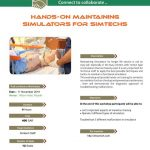Hands-ON Maintining Simulators For Simtechs